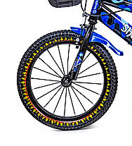 """Велосипед 16 """"SHENGDA"""" Blue T2006, Ручной и Дисковый Тормоз, фото 3"""