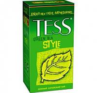Чай Tess Style (зелный в пакетиках) 25х2 г.