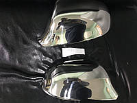 Audi A5 Накладки на зеркала (сталь)