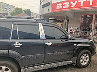 Toyota Land Cruiser Prado Молдинг дверных стоек
