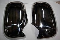Ford Transit 1994-2003 Накладки на зеркала (нерж.) 2 шт.