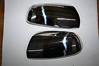 Opel Zafira B 2005-2008 Накладки на зеркала (нерж.) 2 шт.