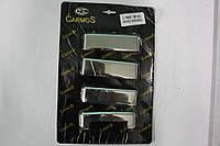 Ford Transit 1994-2003 Накладки на ручки (4 шт., нерж.)