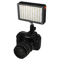 Cветодиодная накамерна лампа Lishuai (Оригинал) LED-170AS (Би-светодиодная) + комплект (LED-170AS)
