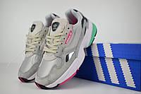 Женские кроссовки в стиле Adidas Falcon,  37(23,5 см), последний размер