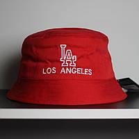 Мужская/женская летняя городская панамка/панама фила/LA Los Angeles реплика