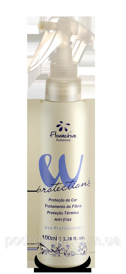 Термозащитный спрей Floractive Spray Protetor W Protection, 100 мл