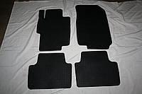 Honda Accord 2002-2007 резиновые коврики Stingray Premium