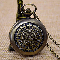 Часы карманные ПЕНТАГРАММА