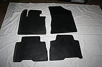 Kia Sorento 2012-2014 резиновые коврики Stingray Premium, фото 1