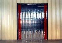 Полосовые ленточные завесы ПВХ лента (морозостойкая) 200мм х 2мм