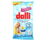 Dalli влажные салфетки- кондиционер  для стирки 25 шт
