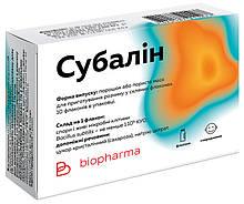 Субалин 1 доза флакон №10