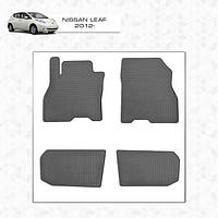 Nissan Maxima 2000-2004 резиновые коврики Stingray Premium