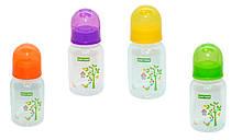 Бутылочка Baby Team для кормления с силиконовой соской 1400 125 мл