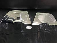 Peugeot 508 Задняя накладка (нерж)