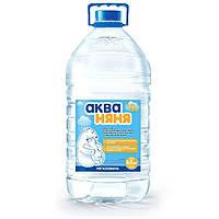 Вода детская Аква-Няня питьевая негазированная 6 л