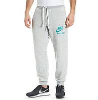"""Спортивные штаны мужские серые """"Nike"""" Найк"""