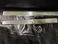 Mercedes Viano тюнинг на пороги Carmos Elite