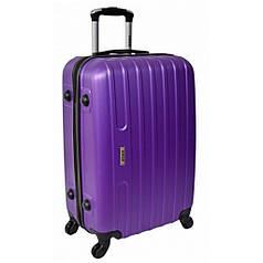 Валіза Siker Line (велика) фіолетова