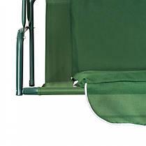 Качеля садова Bonro  зелена, фото 3