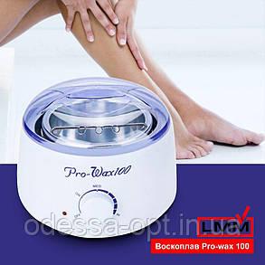 Pro Wax100 Воскоплав   Нагреватель для горячего воска, фото 2