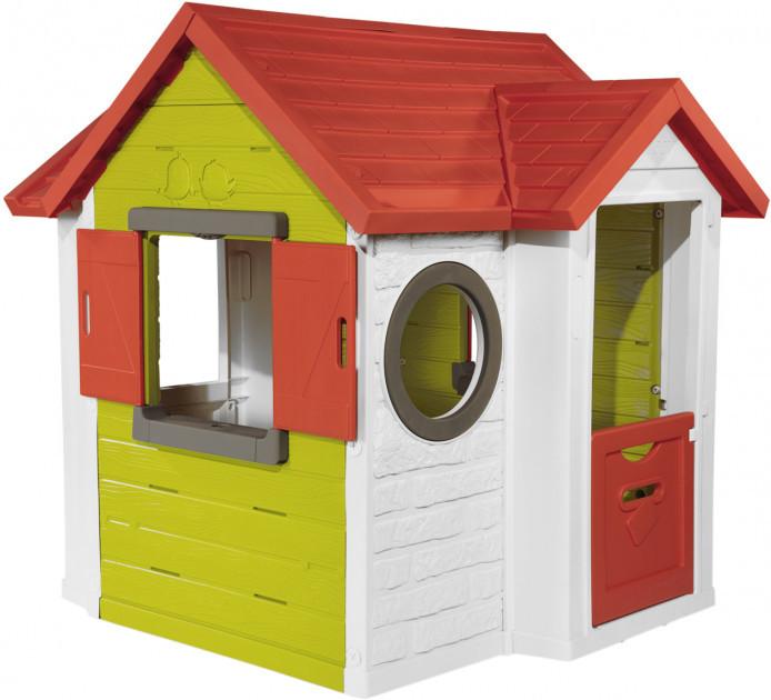 "Детский домик Лесника ""Нео"" (My Neo House), Smoby 2+ (810404)"