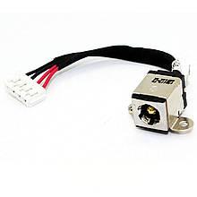 Разъем питания+кабель Medion Akoya E7222 DNS A17HC (1414-05hb000)