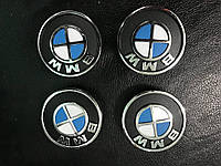 BMW Z3 колпачки в титановые диски 64,5мм (4 шт, внутренний)