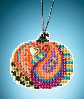 Набір для вишивки Persian Pumpkin Персидська гарбуз Mill Hill