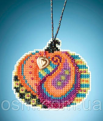 Набор для вышивки Persian Pumpkin Персидская тыква Mill Hill