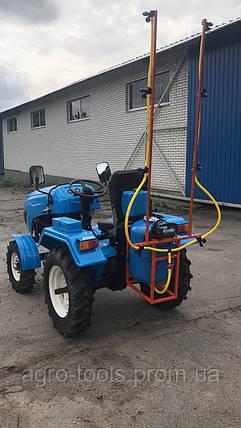 Опрыскиватель АТВ-50 для мотоблока 50 литров, фото 2