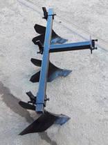 """Окучник трехрядный мототракторний (мотоблочний) ТМ""""Зализо"""", фото 3"""