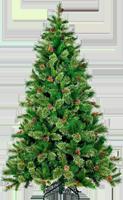 Искусственные новогодние елки и сосны
