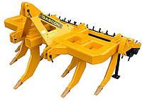 Глубокорыхлитель «Gascon» производство: Испания (7 стоек, 3-х линейная рама, рабочая ширина 3 м)