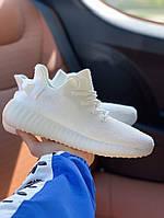 Кроссовки мужские Adidas Yeezy Boost 350 v2 White., фото 1