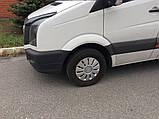 """Колпаки Volkswagen R16"""" Серебристые 4шт, фото 2"""