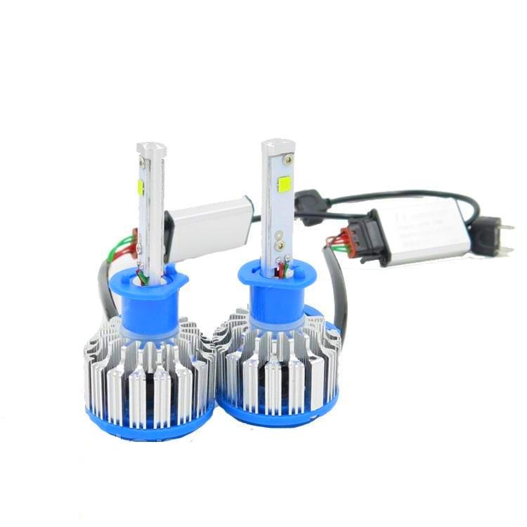 Автолампа Turbo LED H1 12-24 V 35W
