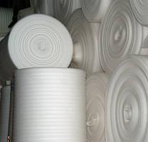 Вспеннный полиэтилен, подложка под ламинат, ппэ, материал для упаковки.