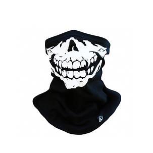 Качественная балаклава с черепом, маска, бафф Rough Radical (original) (Польша) S12, фото 2