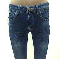 Мужские стильные молодежные джинсы Турция