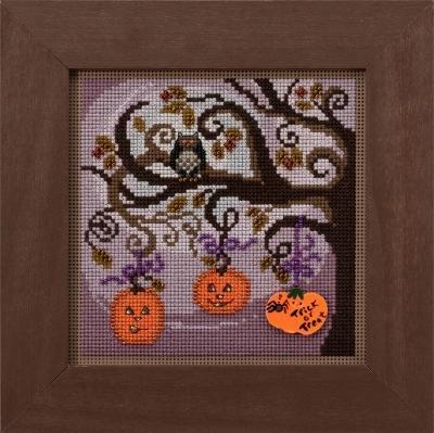 Набір для вишивки Pumpkin Tree Гарбузова дерево Mill Hill