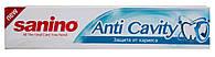 Sanino зубная паста Anti Cavity 50 мл Защита от кариеса