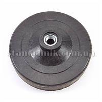 Круг войлочный УШМ М14 125х25 мм (грубый) 50160