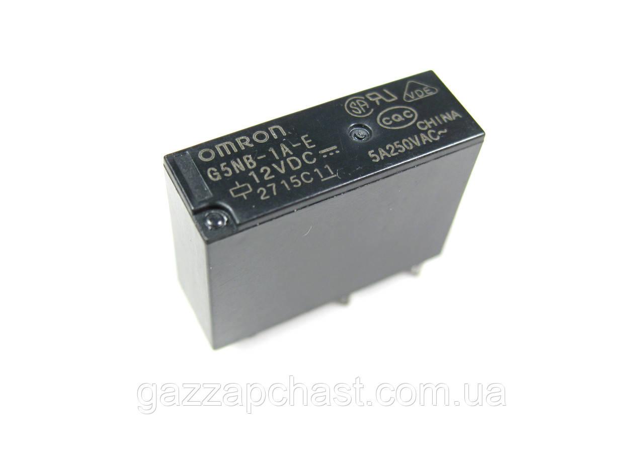 Реле G5NB-1A-E для ремонта электронных плат газовых котлов, Omron, 12В