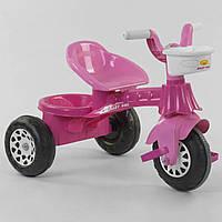 Детский трехколесный велосипед Pilsan 07-140 P Розовый