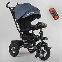 Велосипед детский трехколесный Best Trike 6088 F - 04-997 Синий