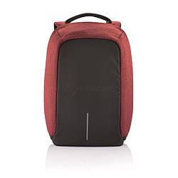 Городской рюкзак XD Design Bobby 15.6'' Анти вор 13 л Бордовый (P705.544)