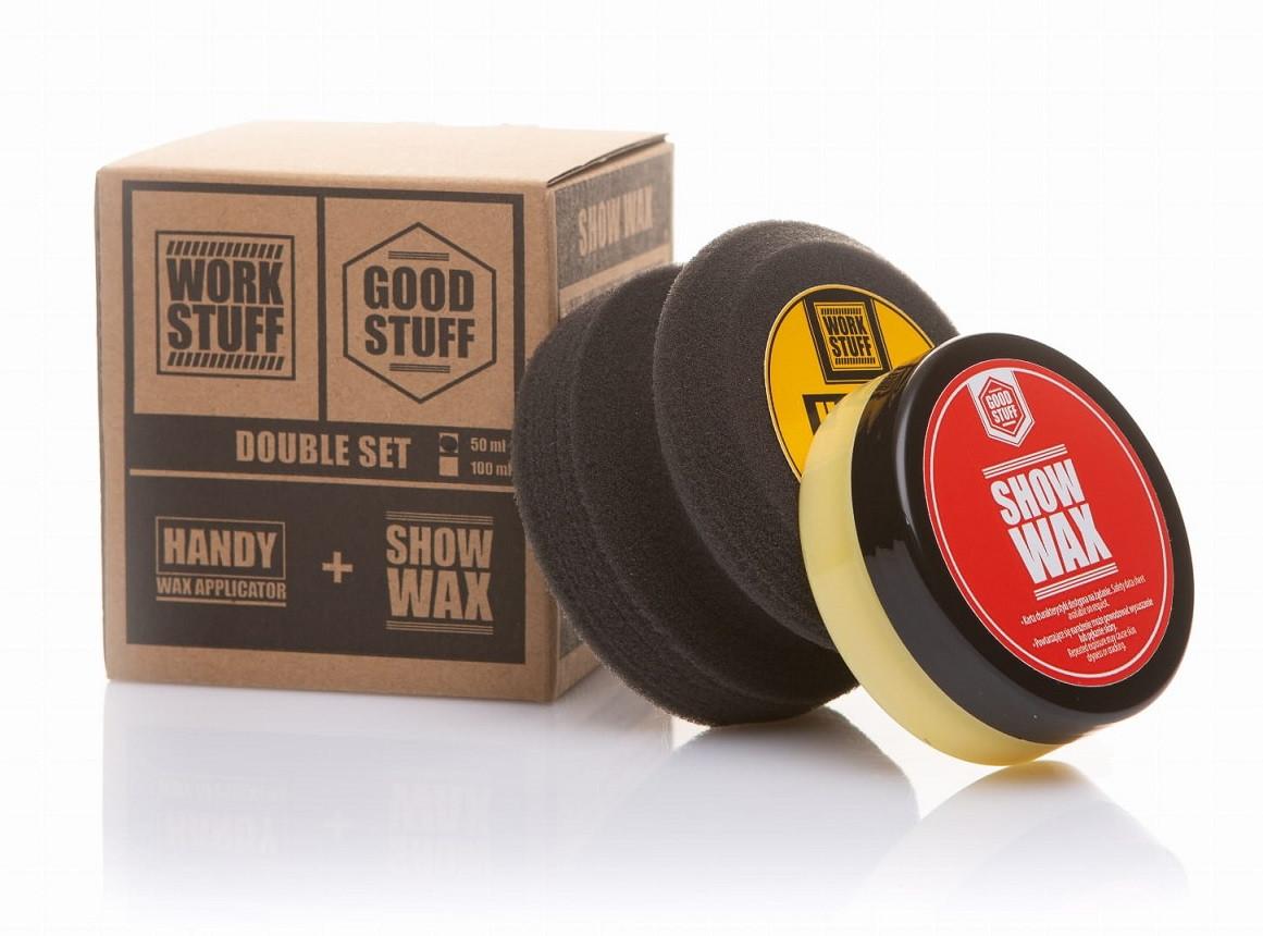 Good Stuff Show Wax твердий віск карнауба (50мл.)
