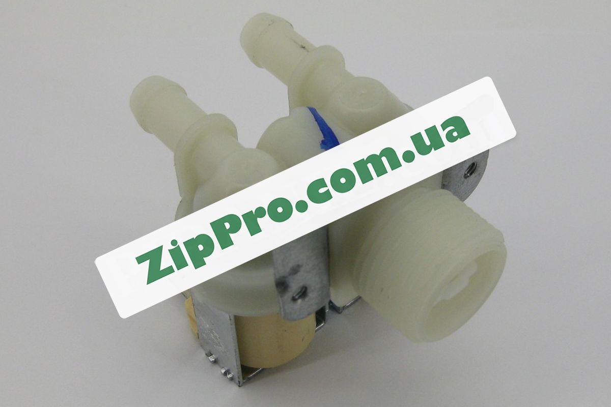 Впускний клапан для пральної машини універсальний, 2/180, d=10,5 мм (Китай)
